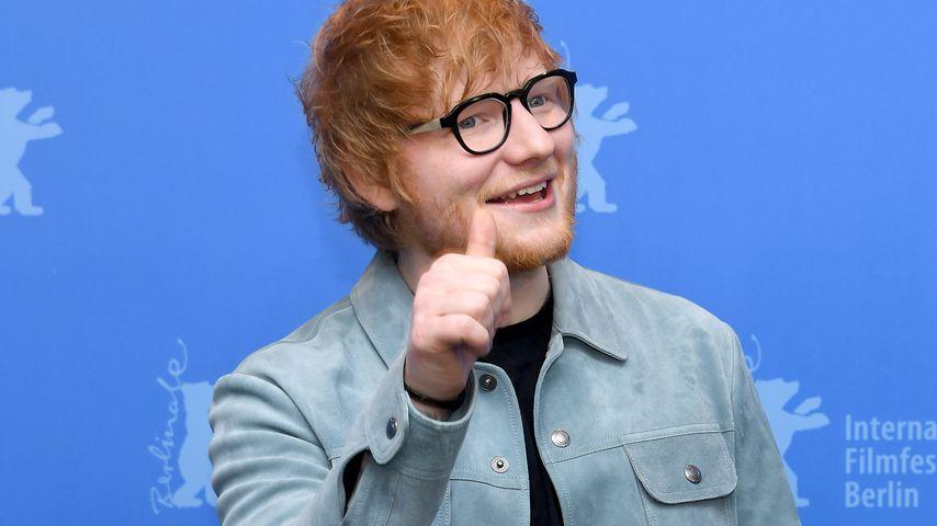 Ed Sheeran, Sänger