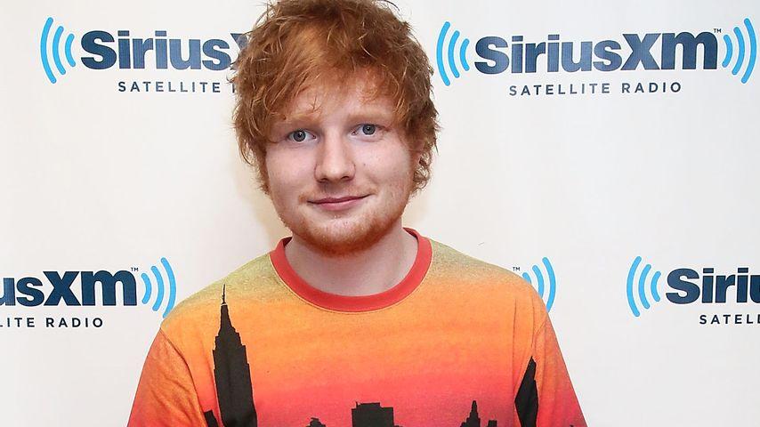Ach so? Ed Sheeran kauft Unterwäsche bei Primark