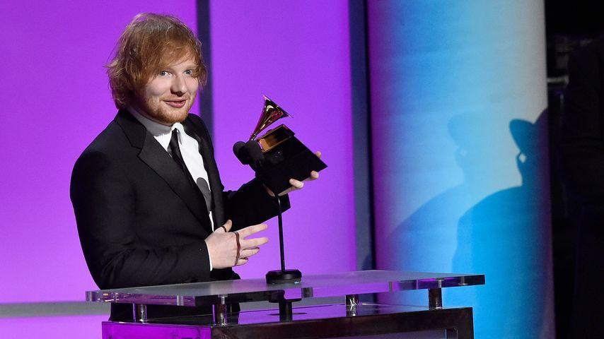 Ed Sheeran: Tröstet er sich mit dieser schönen Bieber-Ex?