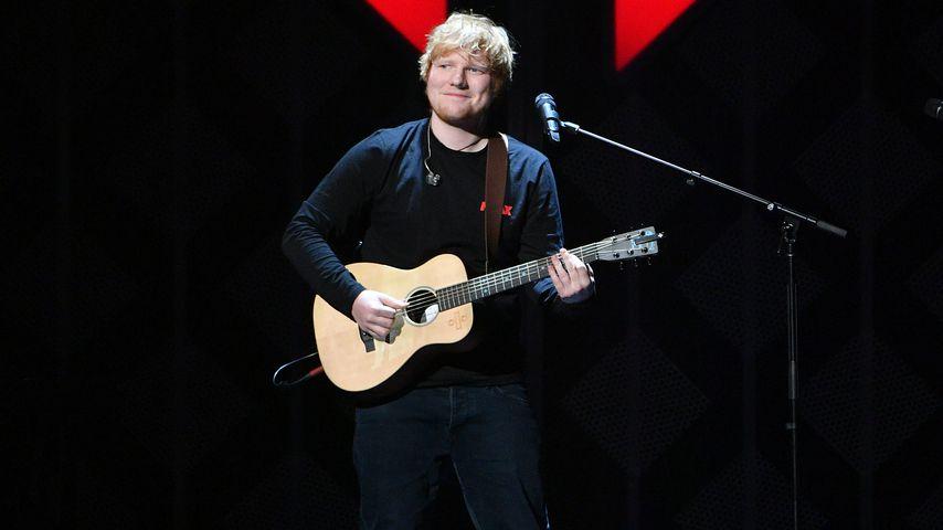 Bar auf die Hand: Ed Sheeran kaufte sich Häuser ohne Kredit