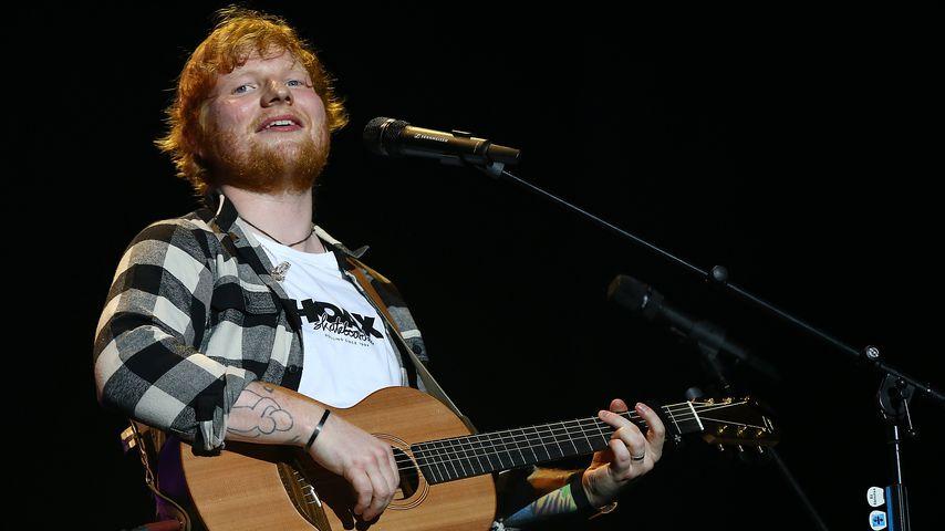 Fans müssen stark sein: Ed Sheeran legt längere Pause ein!