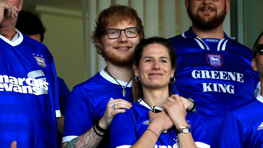 Ed Sheeran und Cherry