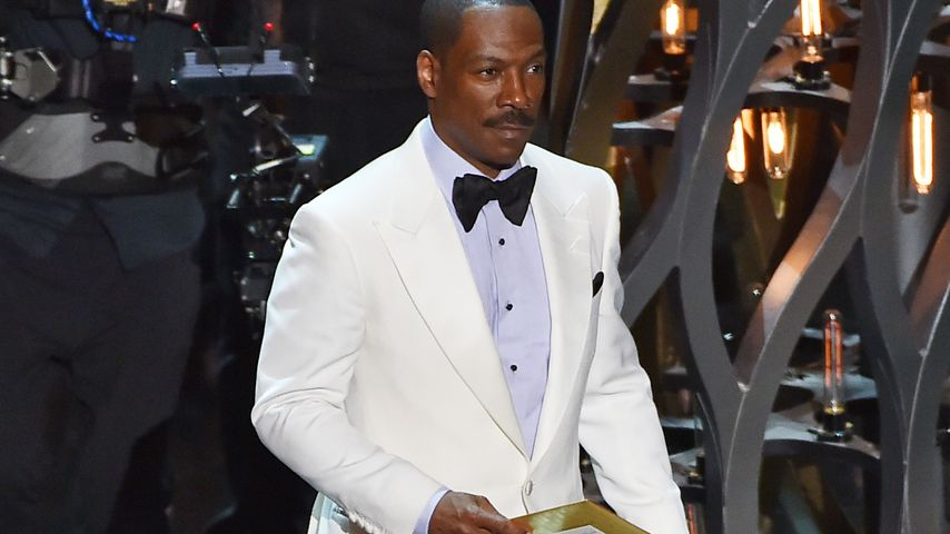Eddie Murphy während der Oscars 2015