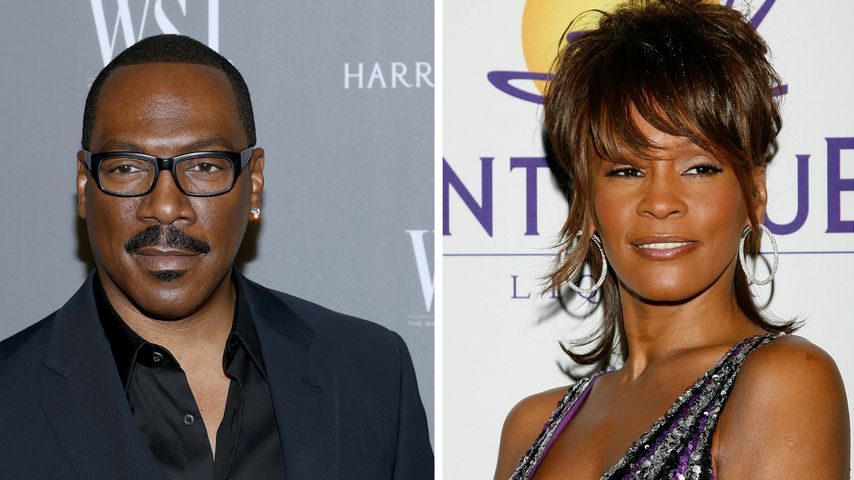 Eddie Murphy wollte Whitney Houstons Hochzeit verhindern