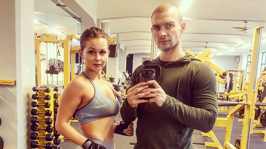 Edith und Eric Stehfest im Gym