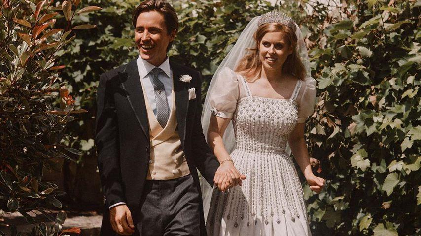 Nach Hochzeit: Beatrice will Kinder mit ihrem Edoardo!