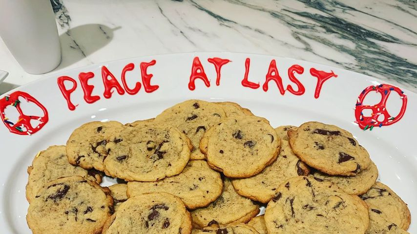 Taylor Swift schickt Katy Perry Kekse