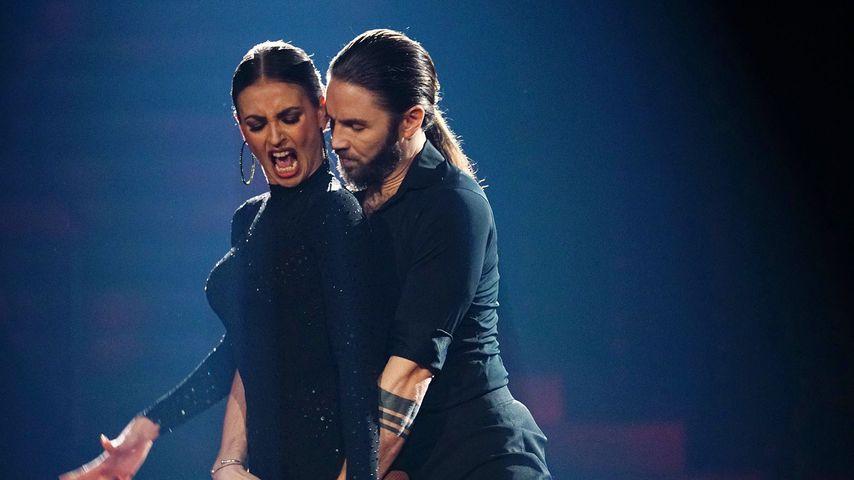 "Ekaterina Leonova und Gil Ofarim bei ""Let's Dance"""