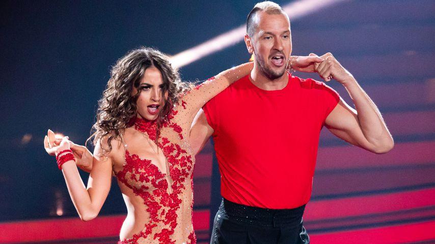 """Ekaterina Leonova und Pascal Hens bei der Kennenlern-Show von """"Let's Dance"""" 2020"""