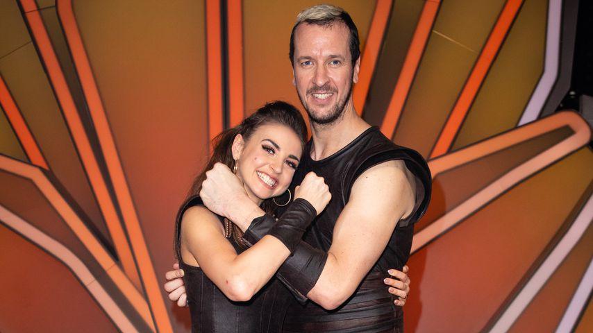 "Ekaterina Leonova und Pascal Hens in der zehnten ""Let's Dance""-Show 2019"