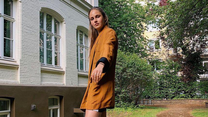 Elena Carrière im Mai 2020