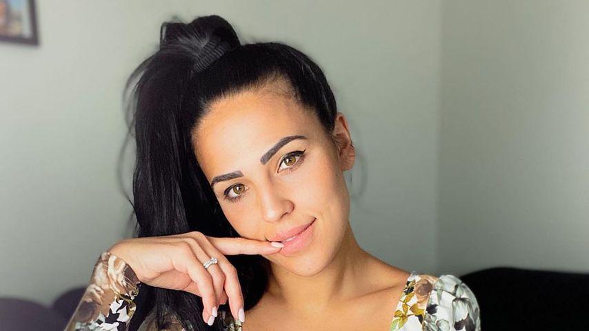 Elena Miras im April 2020 in Zürich