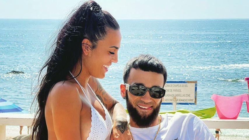 Elena Miras mit ihrem Freund Leandro so glücklich wie nie!