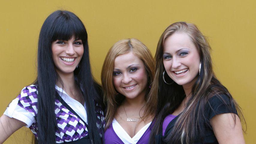 Eliana, Elvira und Kristina von Bisou