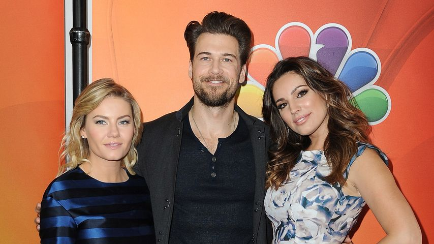 Kelly Brook, Nick Zano und Elisha Cuthbert