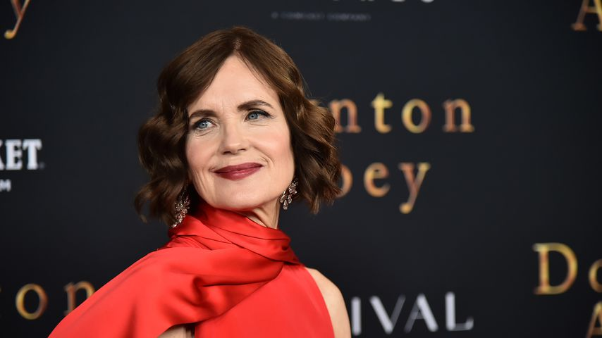 """Elizabeth McGovern bei der """"Downton Abbey"""" Premiere in New York am 16.09.2019"""