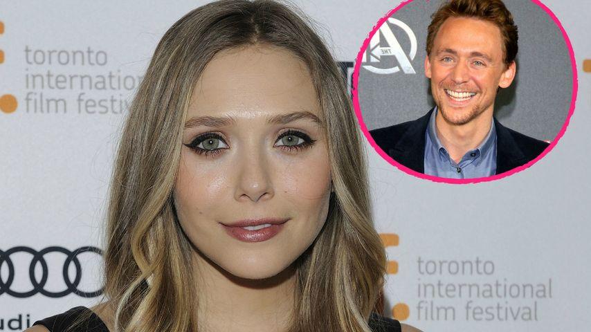 Liebes-Dementi: Elizabeth Olsen & Tom Hiddleston nur Freunde
