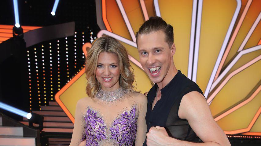 """Ella Endlich und Valentin bei """"Let's Dance"""""""