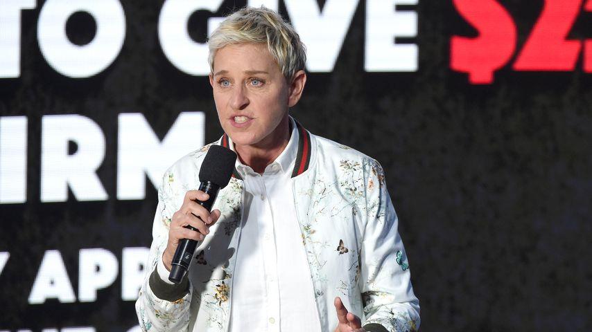 Moderatorin Ellen DeGeneres, 2017