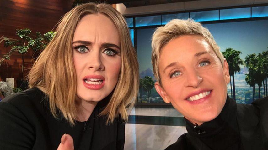 Für Ellen: Adele wird plötzlich zur zickigen Mega-Diva!