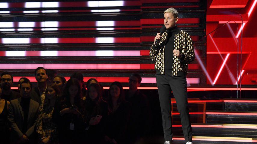 Nach Vorwürfen: Interne Ermittlung bei Ellen DeGeneres' Show