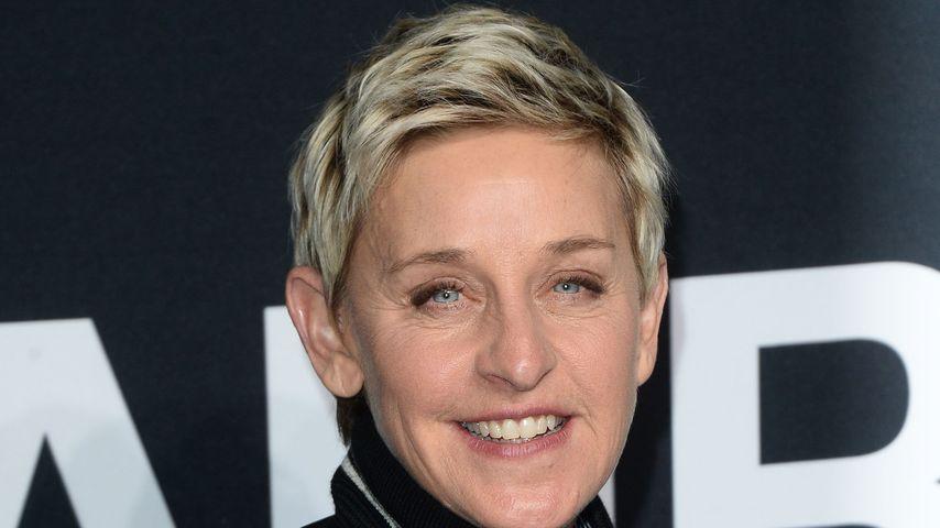 Ellen DeGeneres verschenkt eine Million Dollar an ihre Gäste