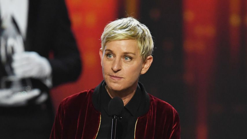 Ellen DeGeneres bei den People's Choice Awards 2017