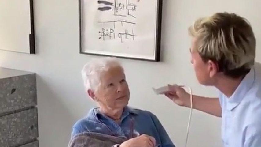 Betty und Ellen DeGeneres