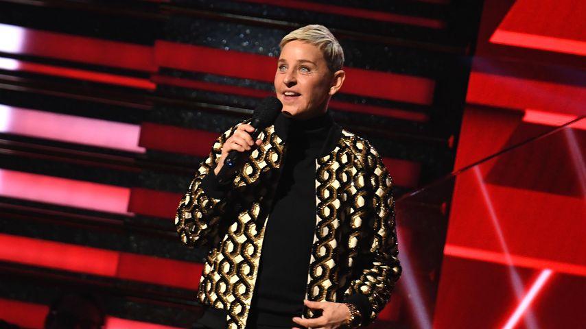 Ellen DeGeneres im Januar 2020