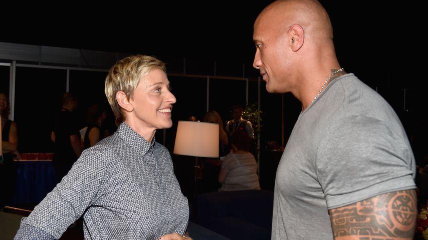 Was, schon?! US-Talkerin Ellen DeGeneres wird 60 Jahre alt!