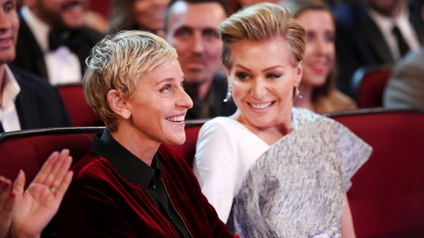 Betrunken gestürzt: Ellen DeGeneres landet in Notaufnahme!