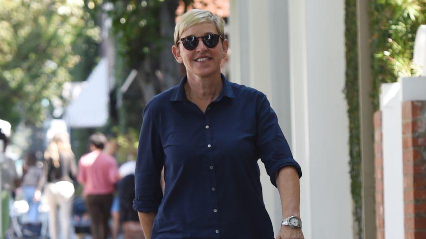 Ellen DeGeneres in West Hollywood