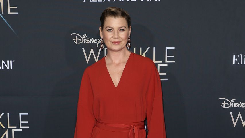Ellen Pompeo in Los Angeles