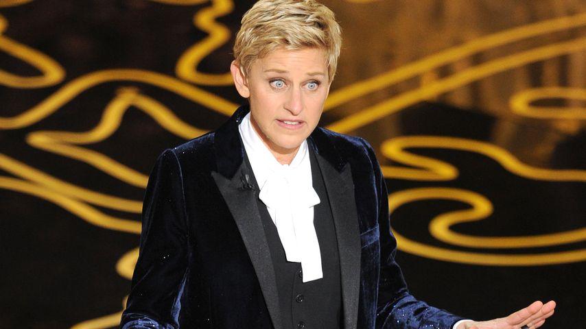 Ellen DeGeneres, 2014