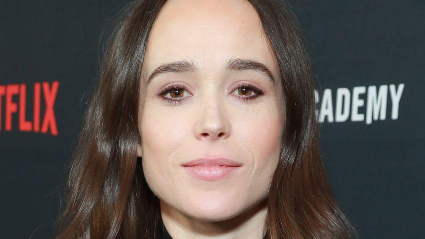 """Ellen Page bei der """"The Umbrella Academy""""-Premiere im Februar 2019"""