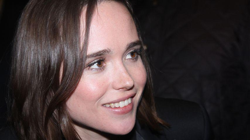 Vor ihrem Outing: Die Lügen machten Ellen Page fertig!