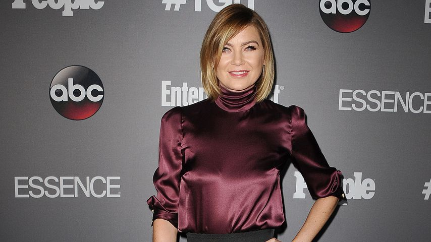 Ellen Pompeo in West Hollywood bei einer Premiere