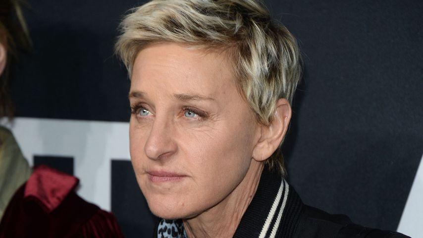 Ellen DeGeneres, 2016