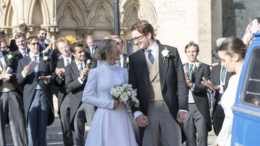 Ellie Goulding und ihr Mann Caspar Jopling