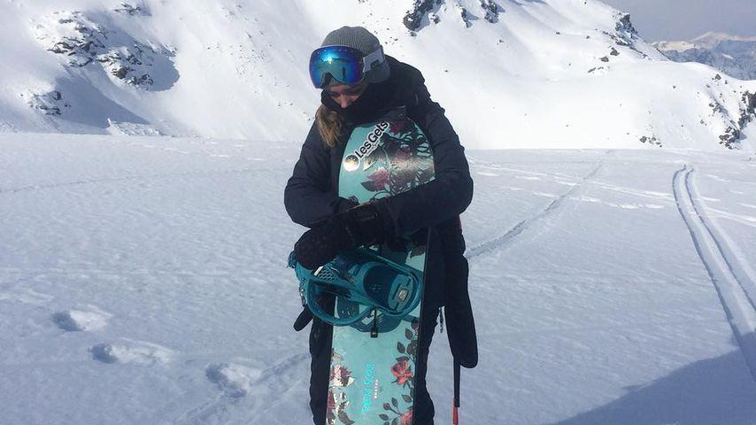 Ellie Soutter, Olympia-Snowboarderin