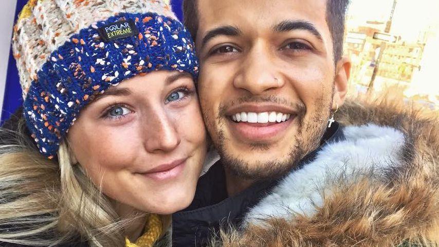Ellie Woods und Jordan Fisher
