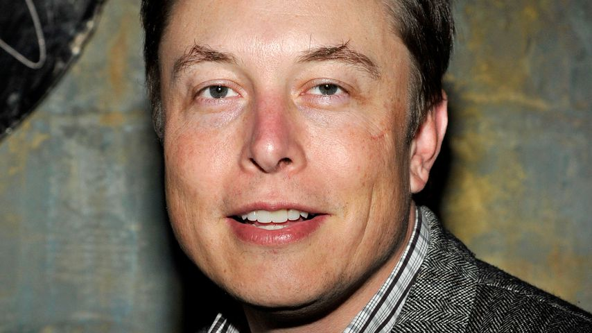 Elon Musk beim Tribeca Film Festival in NYC im April 2011