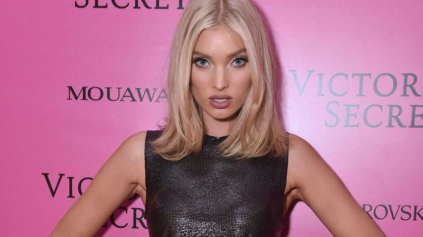 Elsa Hosk auf der Victoria's Secret Aftershowparty 2017