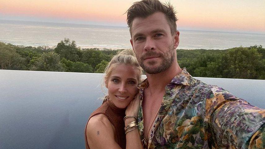 4,9 Millionen: Hier wohnten Chris Hemsworth und Elsa Pataky