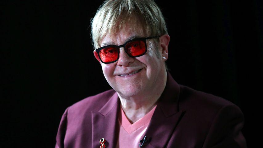 So überwand Elton John seine Alkohol- und Drogensucht!