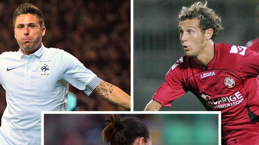EM 2012: Die tollsten Tattoos der Fußballer