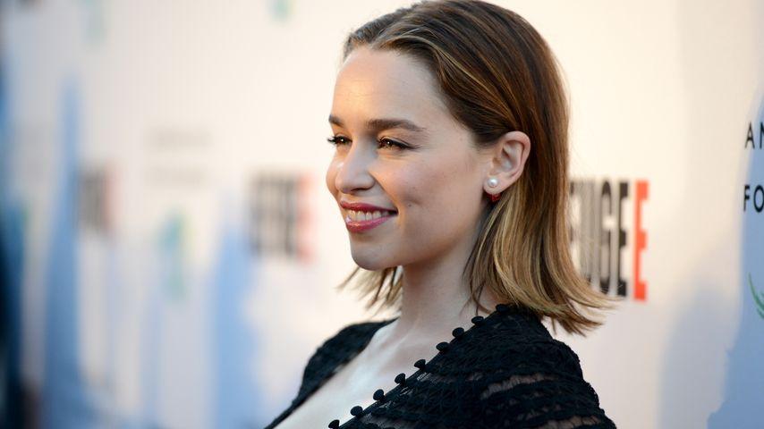"""GoT-Star Emilia Clarke verrät: """"Ich will zum Nordpol!"""""""