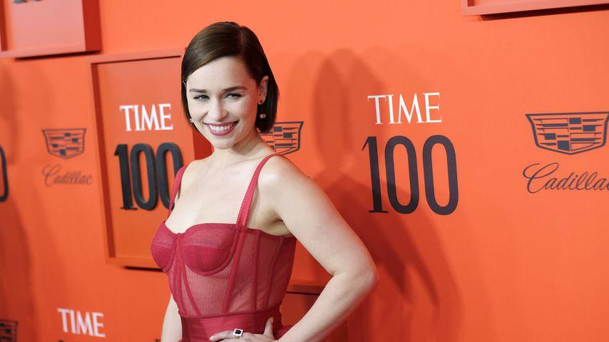 Vor GoT-Finale: Emilia Clarke nimmt mit Statement Abschied