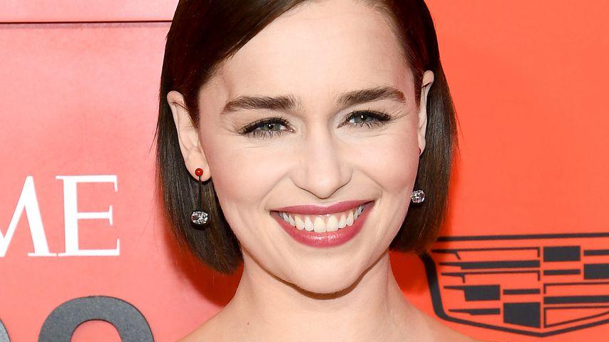 Emilia Clarke, 2019