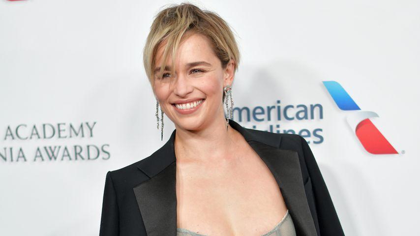 Emilia Clarke bei den British Academy Awards 2019